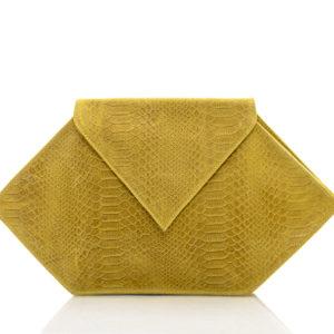 Nyx Clutch Yellow